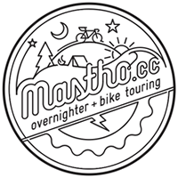 mastho biketouring and overnighter #masthocc
