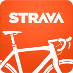 My riding profile at strava